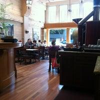 Photo taken at University Cafe by Alice L. on 8/13/2012