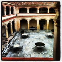 Photo taken at San Antonio El Real | Hotel | Restaurante by Federico D. on 4/23/2012
