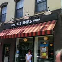 Photo taken at Crumbs Bake Shop by Bobby K. on 7/11/2012