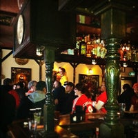 Photo taken at George & Dragon Pub by Dana D. on 2/26/2012