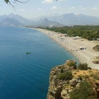 Photo taken at Varyant Seyir Alanı by emel k. on 8/6/2012