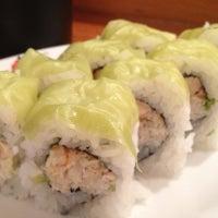 Photo taken at Sushi Zanmai by Steve M. on 8/19/2012