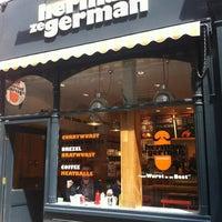 Photo taken at Herman ze German by Paul B. on 6/30/2012