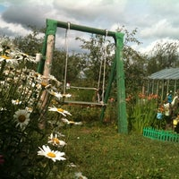Photo taken at Коллективный сад #25 by Tatiana on 7/28/2012