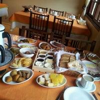 2/25/2012 tarihinde Cleber F.ziyaretçi tarafından Café Colonial Walachay'de çekilen fotoğraf