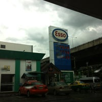 Photo taken at Esso by Andrew W. on 6/30/2012
