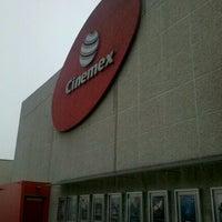 Photo taken at Cinemex by Nicolàs R. on 8/23/2012