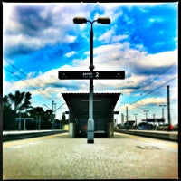 Photo taken at Warsaw East Railway Station by Kamil K. on 6/28/2012