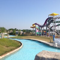 Photo taken at Zoombezi Bay Waterpark by Ray O. on 6/21/2012