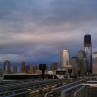 Photo taken at NY Waterway Ferry Terminal Paulus Hook by Stacey W. on 4/20/2012