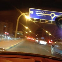 Photo taken at Al-Bida'a Roundabout by Ali .. on 5/6/2012