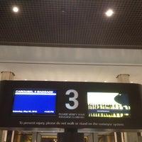 Photo taken at Norfolk International Airport Baggage Claim by Carl C. on 5/6/2012