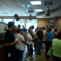 Photo taken at Chick-fil-A by Veronica K. on 8/1/2012