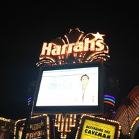 Photo taken at Harrah's Hotel & Casino by Tina S. on 3/16/2012
