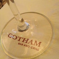 Photo taken at Gotham Bar and Grill by Bart on 7/31/2012