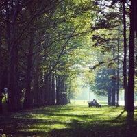 Foto tirada no(a) Ботанический сад КубГАУ им. И.С. Косенко por evko e. em 4/8/2012