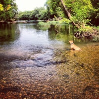 Photo taken at James River - Reedy Creek by Brian M. on 6/24/2012