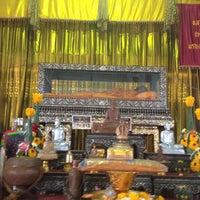 Photo taken at Wat Chong Kae by Tanpitcha K. on 6/10/2012