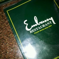 Photo taken at Embassy Restaurant by Pawan D. on 7/3/2012