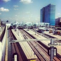 Photo taken at Station Arnhem Centraal by Joris L. on 8/23/2012