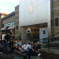 Photo taken at Apple by Marcus R. on 3/15/2012
