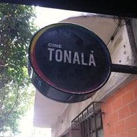 Foto tomada en Cine Tonalá por delabuena el 7/5/2012