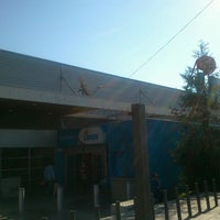 Photo taken at Hipermercado Lider by Alvaro O. on 7/28/2012