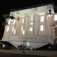 Photo taken at WonderWorks by Tim C. on 3/28/2012