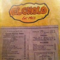 Photo taken at El Cholo by Cory G. on 8/13/2012