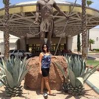 Photo taken at Apache Gold Casino & Resort by Jason S. on 6/2/2012
