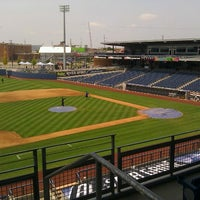 Photo taken at ONEOK Field by Brian C. on 6/10/2012