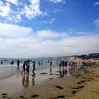 Das Foto wurde bei La Jolla Shores Beach von Jennifer T. am 8/1/2012 aufgenommen