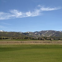 Photo taken at Park Meadows Country Club by Casey C. on 5/8/2012
