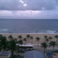Photo taken at Courtyard Fort Lauderdale Beach by B Ian on 2/6/2012