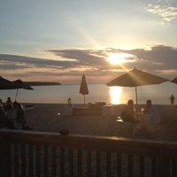 Photo taken at Navy Beach Restaurant by Steve H. on 6/10/2012