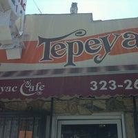 Photo taken at Manuel's Original El Tepeyac Cafe by Frank L. on 6/23/2012