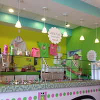 Photo taken at sweetFrog by Savannah ~ R. on 5/13/2012