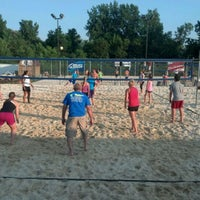 Photo taken at Setters Volleyball Club by Shanon H. on 6/19/2012