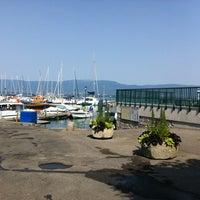 Photo prise au Port de Yvoire par Elizabeth O. le6/30/2012