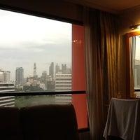 Photo taken at Bandara Suites Silom by Abd Muluk A. on 6/10/2012