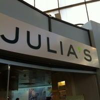 Photo taken at Julia's by Studio K A. on 5/26/2012