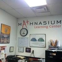 Photo taken at Mathnasium of Gilbert by Brian R. on 3/3/2012