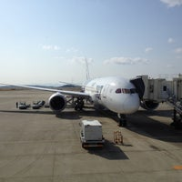 Photo taken at Okayama Airport (OKJ) by Shunichi G. on 3/21/2012