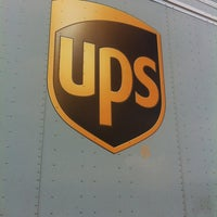 Photo taken at UPS Customer Center by Jathan F. on 8/24/2012