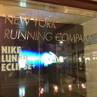 Photo taken at New York Running Company by Vic L. on 3/13/2012