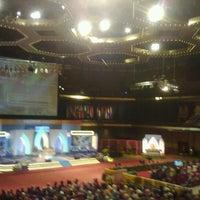 Photo taken at Dewan Merdeka PWTC by Zul R. on 7/12/2012