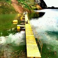 """Photo taken at Bendungan """"Gonggang"""" Poncol Magetan by Dui Han D. on 3/28/2012"""