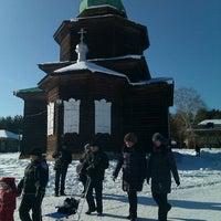 Снимок сделан в Этнографический Музей Народов Забайкалья пользователем Lena V. 2/26/2012