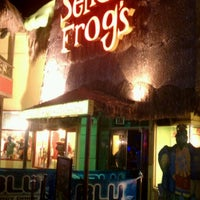 Photo taken at Señor Frog's by Rachel L. on 3/15/2012