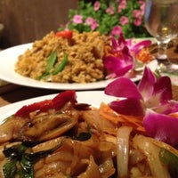 Photo taken at House of Siam by Edward L. on 7/4/2012